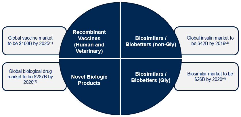Biopharmaceutical Markets